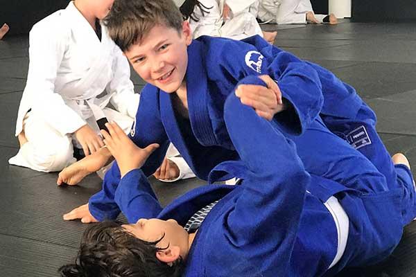 kids brazilian jiu jitsu canberra